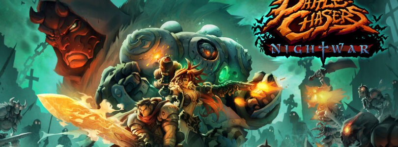 Battle Chasers Nightwar review