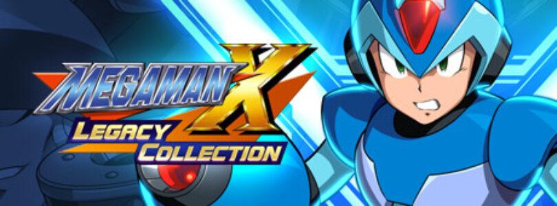Megaman X Legacy Collection 1
