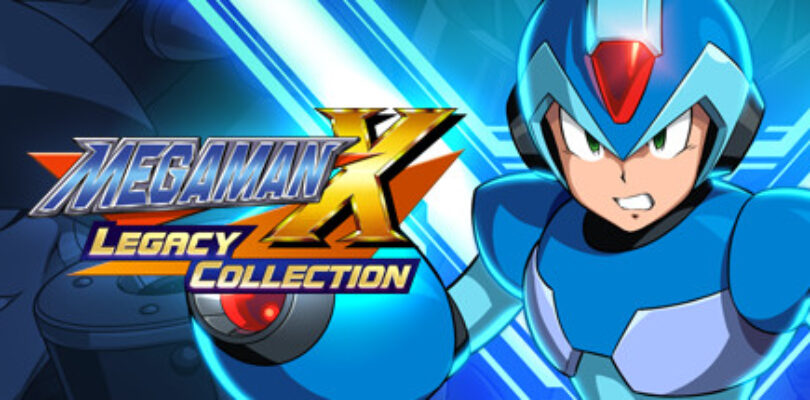 Megaman X Legacy Collection 1