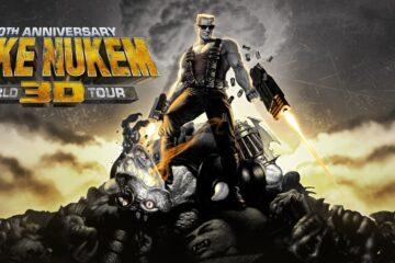 Duke Nukem 20th anniversary world tour edition review