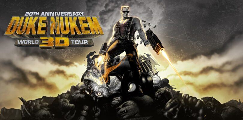 Duke Nukem 20th anniversary world tour edition review
