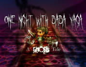 One Night with Baba Yaga