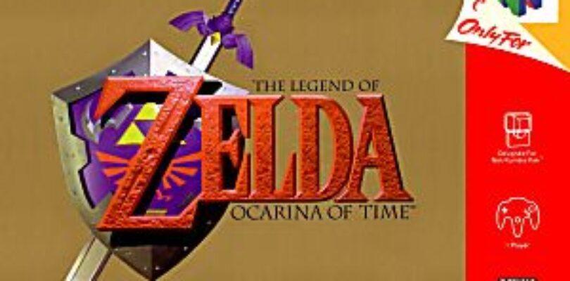 Legend of Zelda Ocarina of Time review