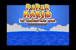 Paper Mario the Thousand Year Door+ Modern Version