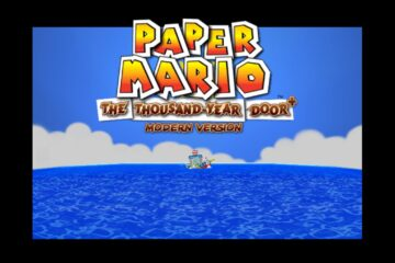 Paper Mario the Thousand-Year Door+ Modern Version