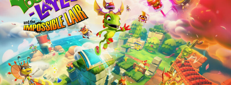 Yooka-Laylee the Impossible Lair Review