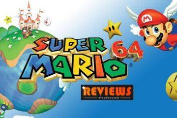 Super Mario 64 Switch