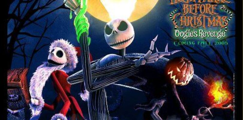 Nightmare Before Christmas Oogie's Revenge review