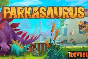 Parkasaurus review