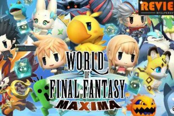 Final Fantasy World Maxima Review