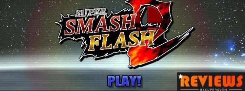 Super Smash Flash 2 Fan Game Review