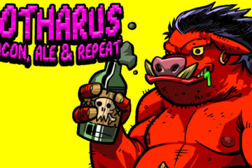 Lotharus Bacon Ale and Repeat developer requested review