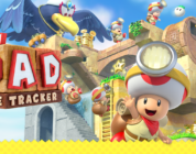 Captain Toad Treasue Tracker