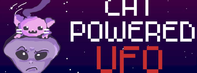 Cat Powerered UFO