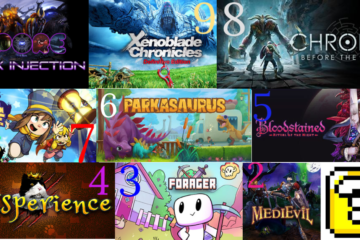 Top 10 list of reviews that Reviews by Supersven likes the most!