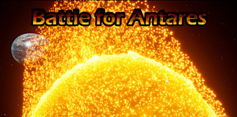 Battle for Antares advertisement