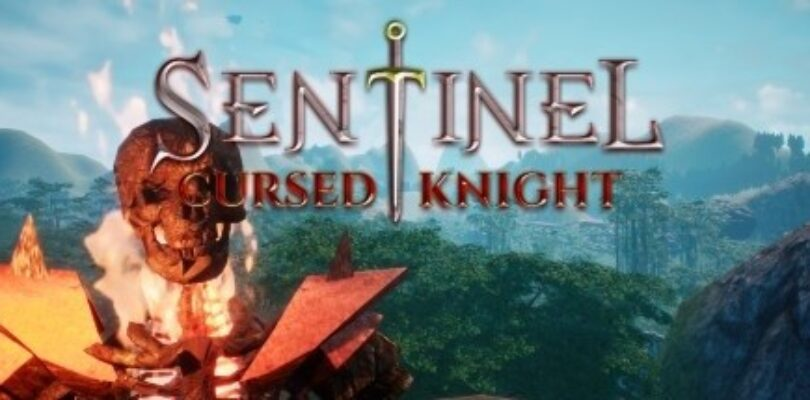 Sentinel the Cursed Knight advertisement