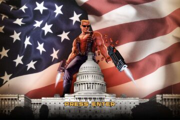 Duke Nukem Duke it out in D.C review